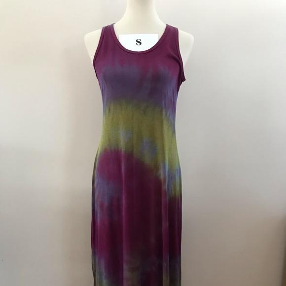 caf85f986c LuLaRoe Dresses   Skirts - LuLaRoe Custom Tie-Dye Dani Tank Dress
